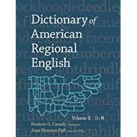 Dictionary of American Regional English: Volume II: D–H