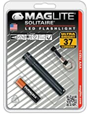 Maglite Solitaire LED 1AAA Black SJ3A016