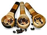 Wisconsinmade Handmade Wooden Coffee Scoop