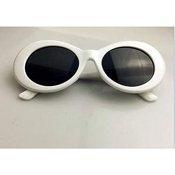 TJJQT Gafas de Sol Clout Goggles Nirvana Kurt Cobain Gafas ...