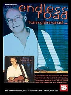 Tommy Emmanuel Tab Book