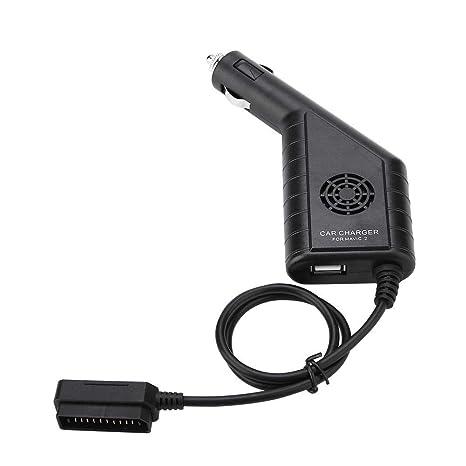 Cargador RC, Drone Batería Cargador de Coche Adaptador de ...