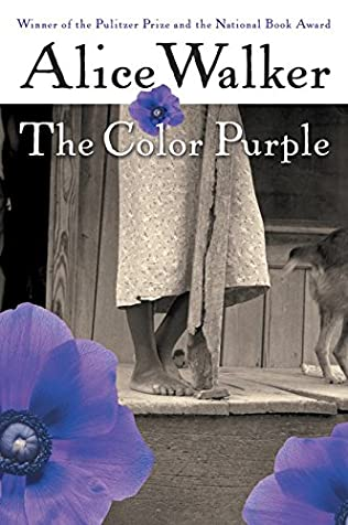 book cover of The Color Purple