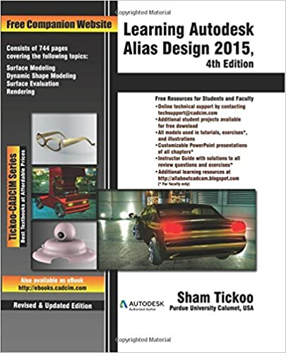 Learning Autodesk Alias Design 2015
