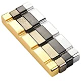 Surfing 4pcs 4 String Bass Slotted Nut for Bass