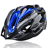 JSZ EPS Outdoor Mtb Road Bicycle Cycling Helmet with 19 Vents(Color Random)