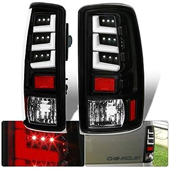 Ajp Distributors LED Neon Tube Bar Streak Tail Lights Brake Lamps For Chevy Gmc Suburban Yukon Tahoe 2000 2001 2002 2003 2004 2005 2006 00 01 02 03 04 05 06 ...