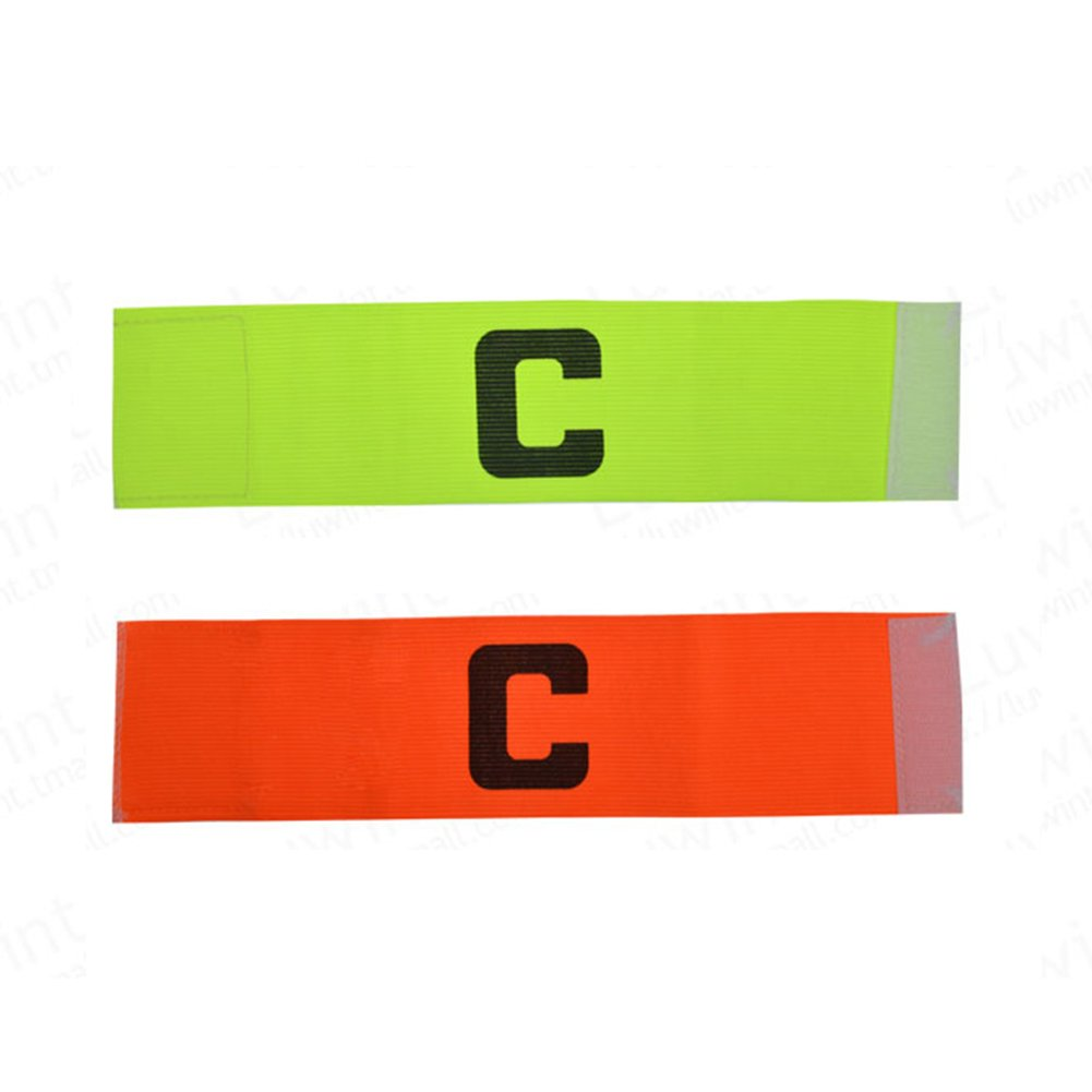 GOGO Soccer Football Captain Armband/Wristband Wholesale Lot, with C Print-Mixed-48PCS