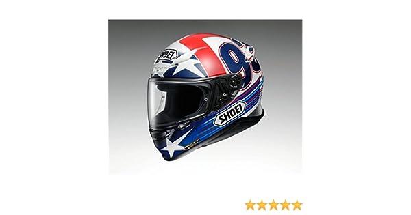Casco Shoei NXR Indy réplica Márquez TC2 (S): Amazon.es: Juguetes y juegos
