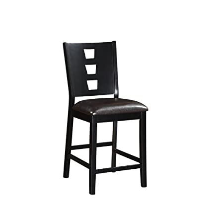 Amazon.com - Poundex PDEX-F1422 Counter High Chair, 19