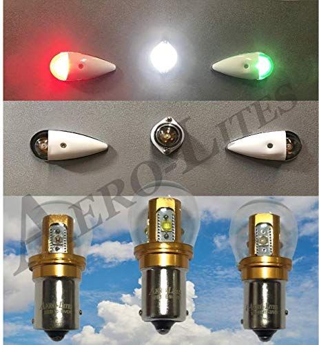 Aircraft Led Nav Lights