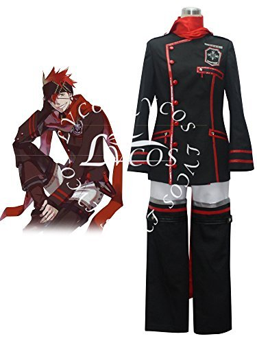 [D.Gray-man Lavi Cosplay Costume] (Lavi D Gray Man Cosplay Costume)