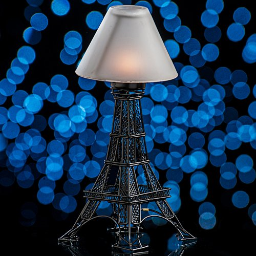 SHANGHAI RUIDAN INT'L CO LTD Eiffel Tower Candle Lamp