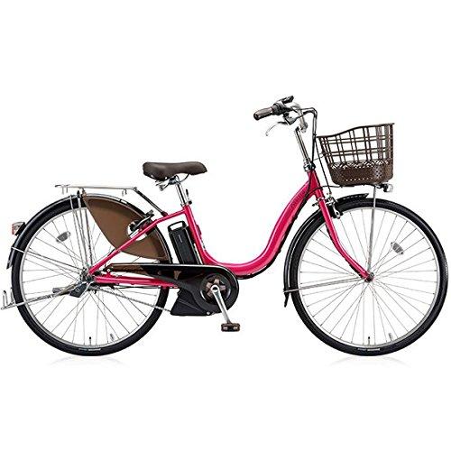 BRIDGESTONE(ブリヂストン) 18年モデル アシスタDX A4DC38 24インチ 電動アシスト自転車 専用充電器付 B074KVZTL2E.Xディープピンク