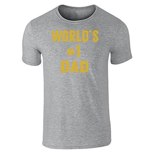 Pop Threads - Camiseta - para hombre gris