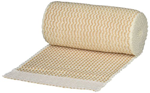 (Supra-Grip Elastic Bandage, 4'' x 5.5 yd 10 Pack)