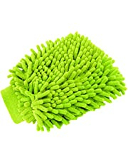 Premium Car Wash Glove Microfibre | Scratch-Free Car Wash Mitt | Double sided Glove for Car Cleaning | Auto Detailing,Washing and Cleaning
