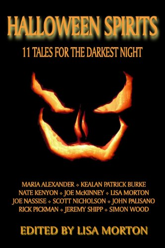 Halloween Spirits: 11 Tales for the Darkest Night (Maria's Halloween)