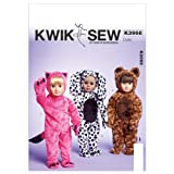 Kwik Sew Patterns K3966 Clothes for 18-Inch Doll Sewing Template, One Size