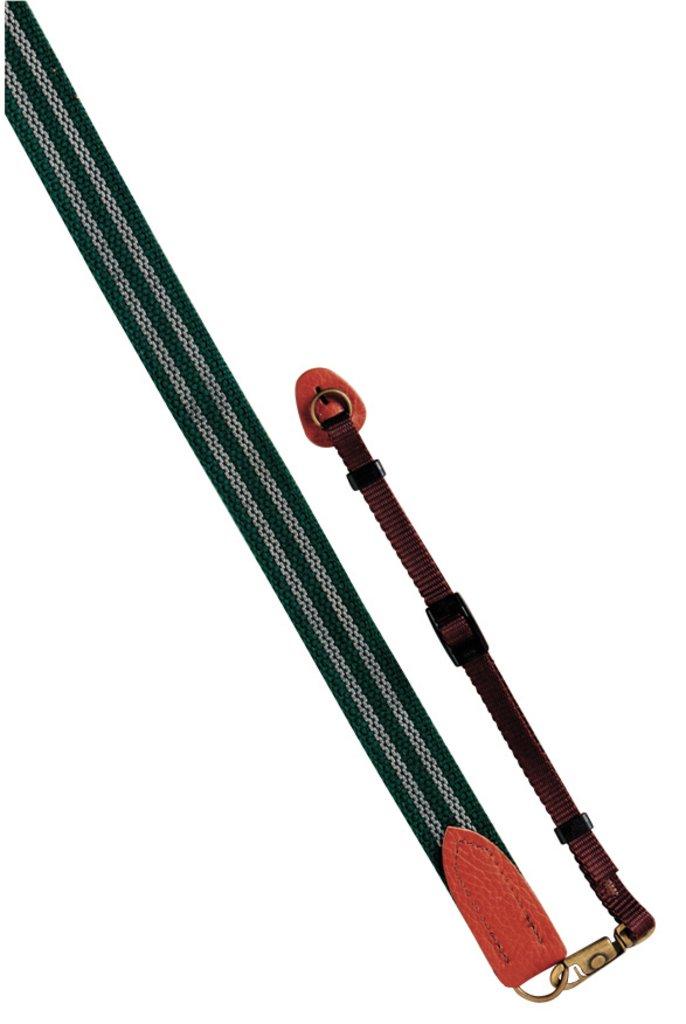 Domke 742-6BK 1.5-Inch Web Strap with Swivel (Black)