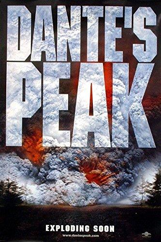 Amazon Com Dante S Peak 1997 Original Authentic Movie