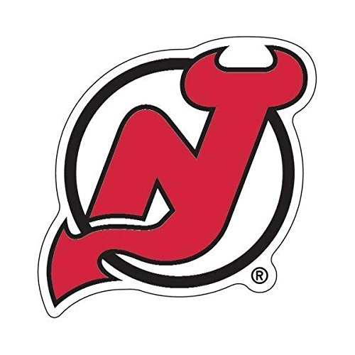 nj devils car magnet - 1
