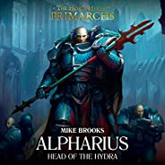Alpharius: Head of the Hydra: The Horus Heresy Primarchs, Book 14