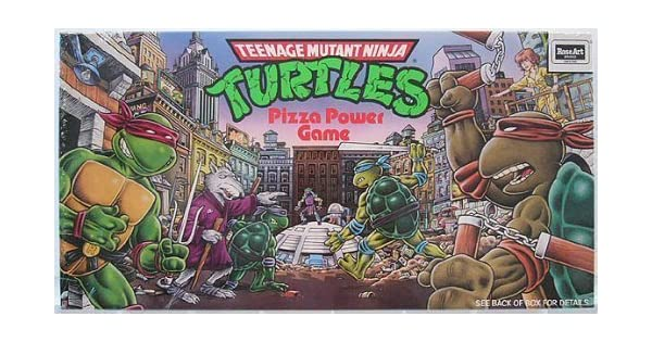 Amazon.com: Teenage Mutant Ninja Turtle Pizza juego de ...