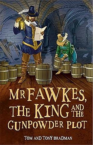 book cover of The Gunpowder Plot