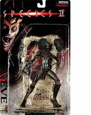 Movie Maniacs Series 1 Species: Eve Action Figure by McFarla