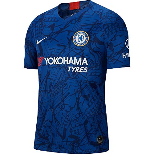 Chelsea Fc - Nike Chelsea Home Stadium Jersey 2019-20 (S) Blu
