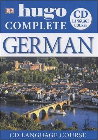 Hugo Complete German (Hugo Complete CD Language Course) by John Martin (2004-04-01)