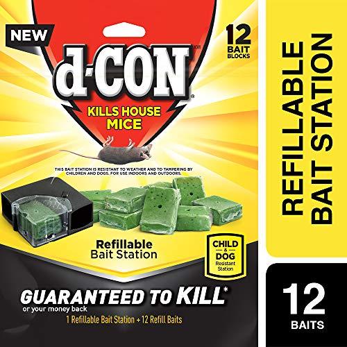 D-Con Corner Fit Mouse