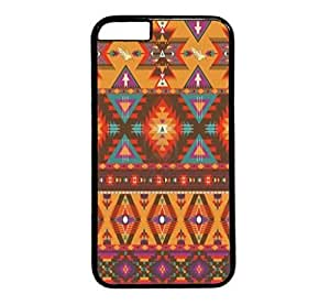 iPod Touch 5 5th Case, iCustomonline Colorful Chevron Stripe Pattern Designs Protective Hard Case Cover for iPod Touch 5 5th Black