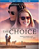 The Choice [Bluray + DVD + Digital HD] [Blu-ray]