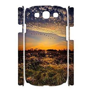 Case Of Sunset Customized Hard Case For Samsung Galaxy S3 I9300