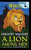 img - for A Lion Among Men: Volume Three in The Wicked Years book / textbook / text book