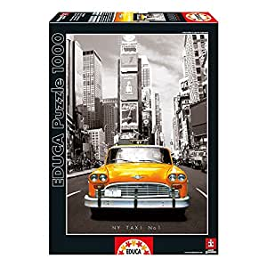Educa Borrás 14468 - 1000 Taxi Nº 1 Nueva York