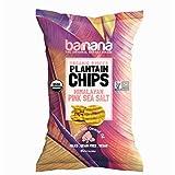 Barnana Organic Plantain Chips - Himalayan Pink