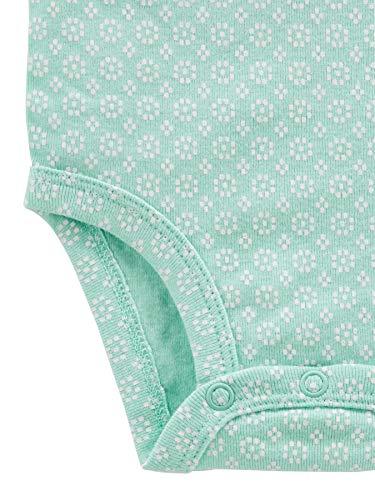 Simple Joys by Carter s Baby Girls  5-Pack Long-Sleeve Bodysuit ... 396130d14