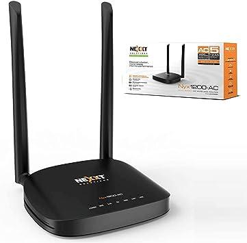 Wireless AC1200 Wi Fi Router Computer Electronics