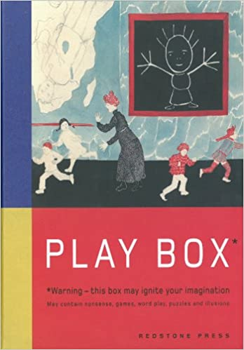 Book The Play Box