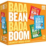Cheap Enlightened Bada Bean Bada Boom Gluten Free Roasted Broad Fava Bean Snack, Savory Variety Pack, 1 ounce, 24 Count