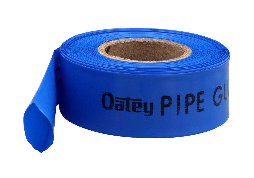 Oatey 38707 4 Mil-Pipe Guard, Blue, 200-Feet per Carton 1/2-Inch, 3/4-Inch, 1-Inch