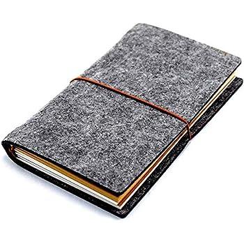 Amazon.com: (E&F) Total 100 hojas – Cuaderno A6 diario ...