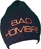 """Stylish fleece-lined beanie just in time for Fall! It's soft, comfy and perfect for that first bonfire of the season! Remember...being a """"bad"""" hombre doesn't have to imply you're not good! It's totally okay to be a Bad Hombre...in a Michael-Jackson-B..."""