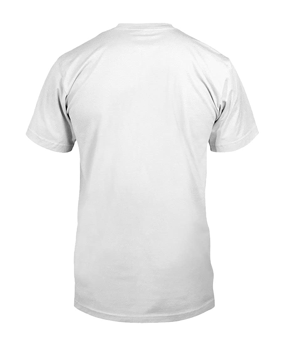 Ashlee Felders chimdau Premium Fit Mens Tee White XS