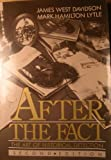 After the Fact Vol. 1 : The Art of Historical Detection, Davidson, James West and Lytle, Mark H., 0075549727