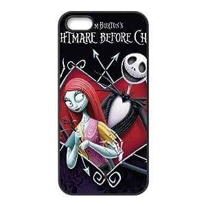 Customiz Cartoon Movie Nightmare Before Christmas Back Case for iphone 6 plus JN6 plus26 plus36