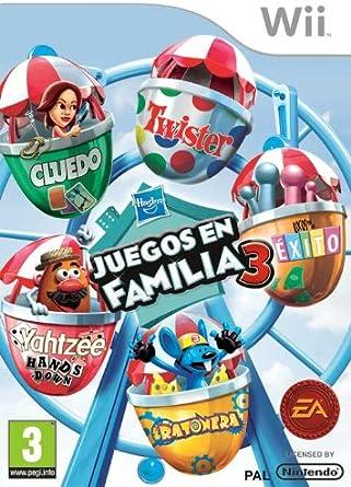 Juegos En Familia 3: Amazon.es: Videojuegos